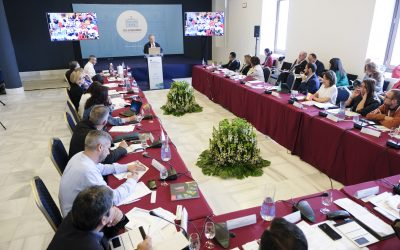 Participación desde el área de economía social solidaria inclusiva en la UCCI
