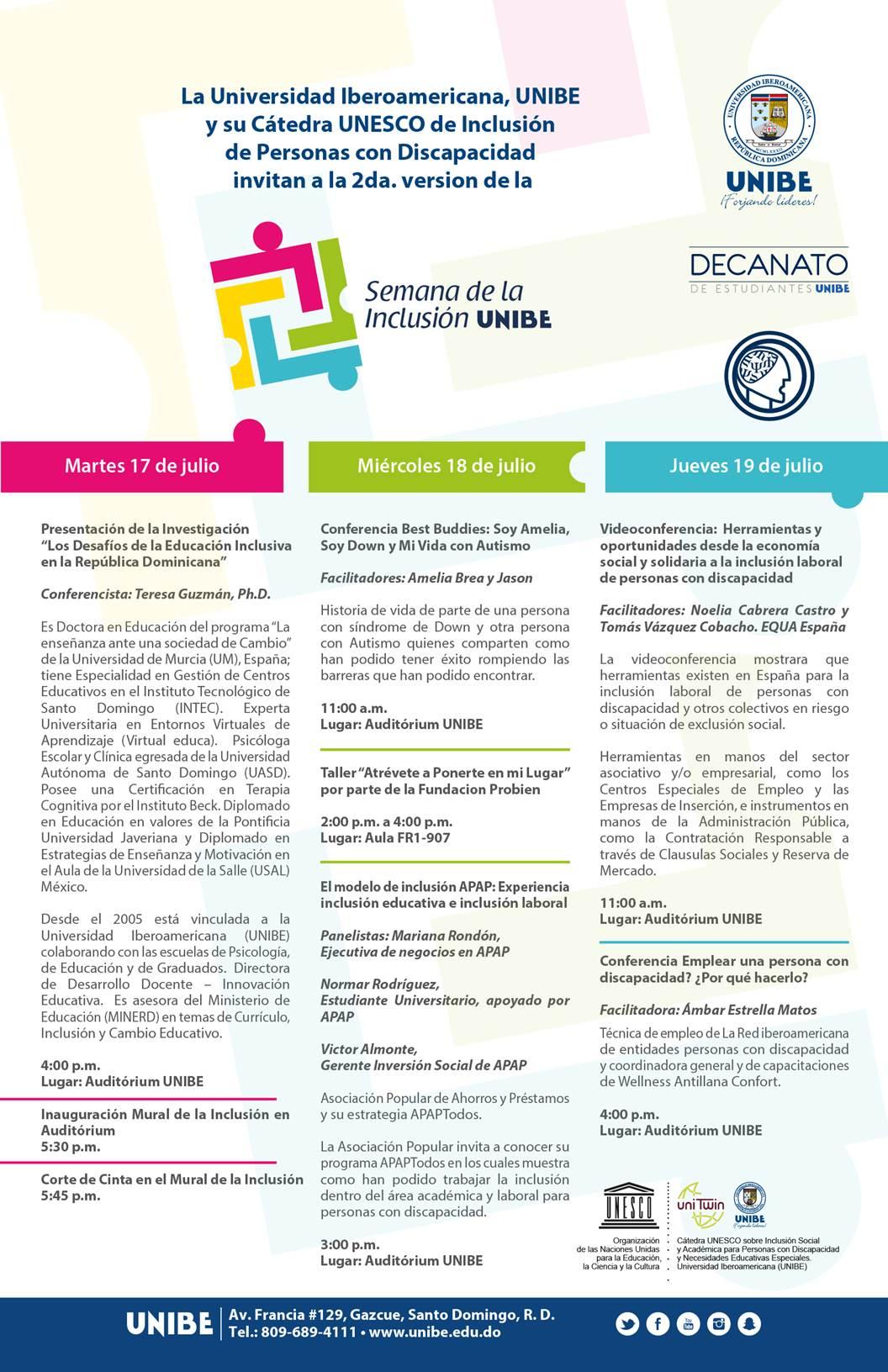 Programa Inclusión Social