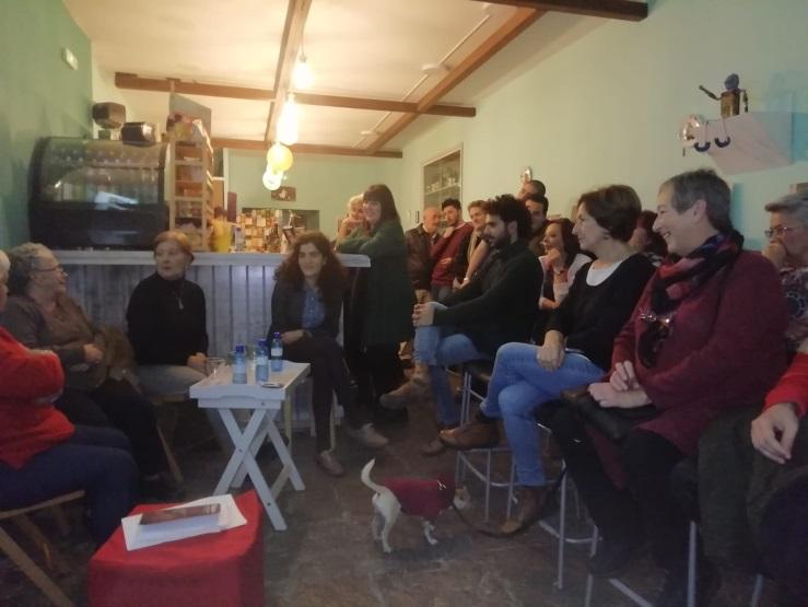 """Presentación del libro """"Mujeres de nuestros barrios"""""""