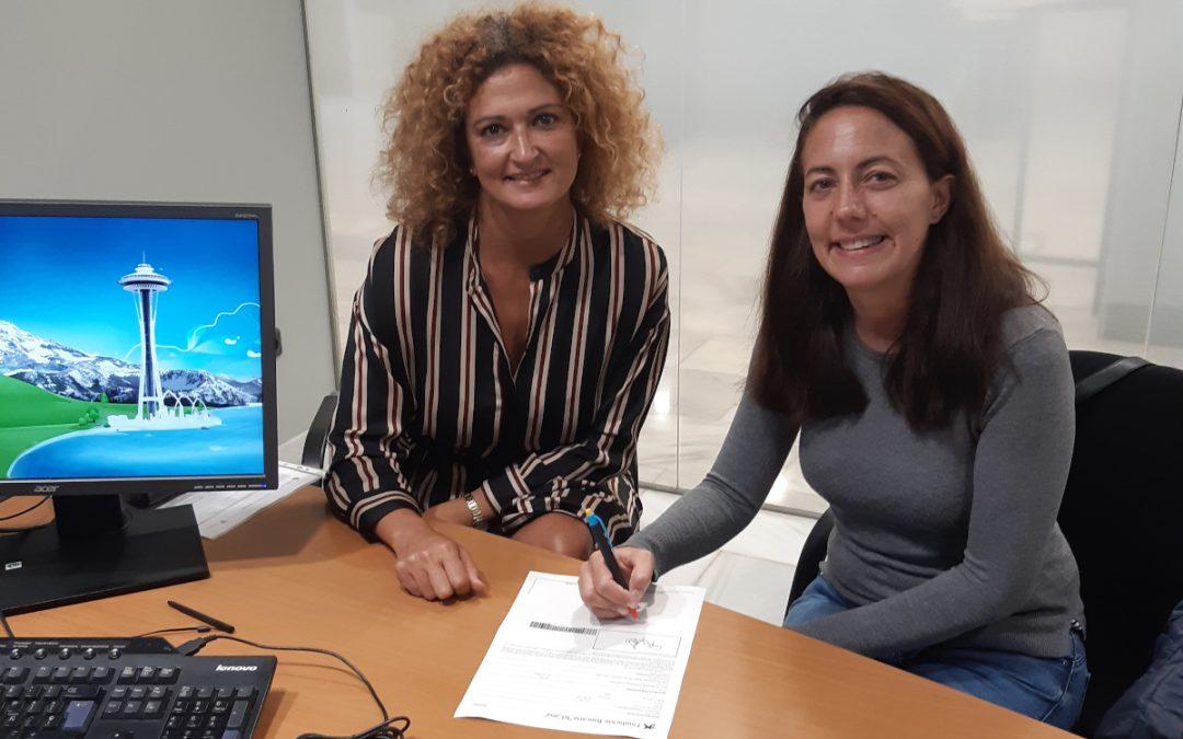 Equa firma un convenio con la Fundación Bancaria La Caixa
